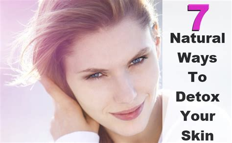 Detox Your Skin Care by 15 Ways To Detox Your Skin Care Health