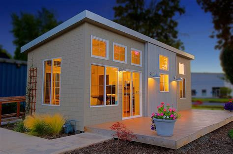 Charming Small Prefab Home Model Idesignarch Interior Design Architecture