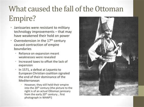 The Fall Of Ottoman Empire What Caused The Fall Of The Ottoman Empire The Decline And Fall Of The Ottoman Empire Ppt