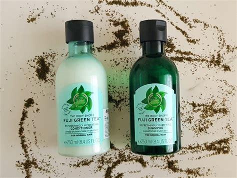Parfum Fuji Green Tea Shop the shop fuji green tea hair care range review the bombay