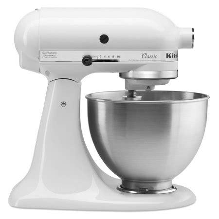 kitchenaid classic series  quart tilt head stand mixer