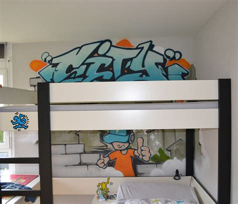 chambre graffiti graffiti chambre d enfant en suisse et