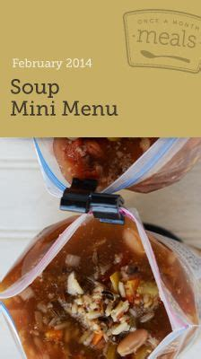 soup kitchen menu ideas 1000 images about oamm on pinterest freezers a month