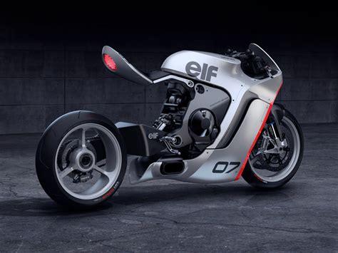 huge moto mono racr motorcycle urdesignmag