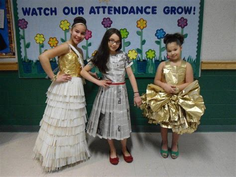 Outens Plight To Make Recycling Fashionable by Second Time Around School Hosts Student Fashion