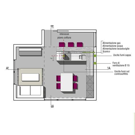 cucina archweb cucine con penisola design valcucine