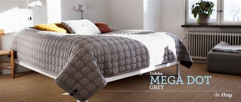 Bed Cover Sprei Murah 1 mega dot bed cover grijs hay winter bedrooms and living styles