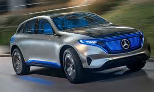 Mercedes Cers Mercedes New Ev German Automaker Takes On Tesla