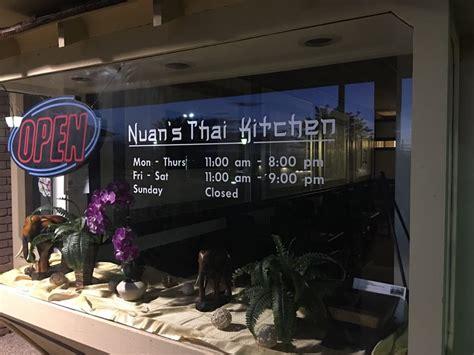 Thai Kitchen Union City by Nuan S Thai Kitchen 41 Photos 54 Reviews Thai 2350
