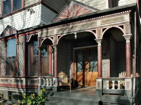 veranda western style porches and home styles hgtv