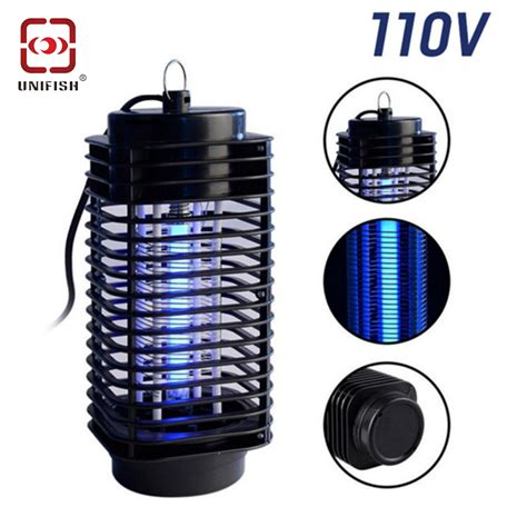 bug repellent light 110v electric mosquito fly bug insect zapper pest killer