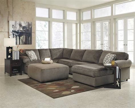 sectional reviews the signature design by ashley glenwood sectional sofa
