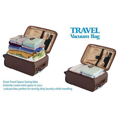 Plastik Vacuum Bag Pakaian wenbo vacuum plastic storage kantong penyimpan pakaian jakartanotebook