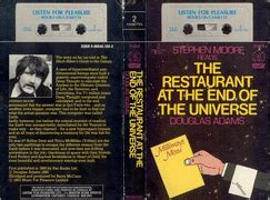 the restaurant at the end of the universe the restaurant at the end of the universe book by douglas