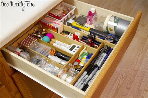 Organizing Drawers by 7 Ways To Organize A Junk Drawer Organizing Made 7