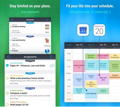 app planner the 12 best apps for students studying productivity and