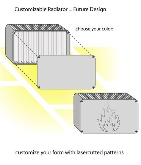 verb pattern contribute customizable radiator designboom com