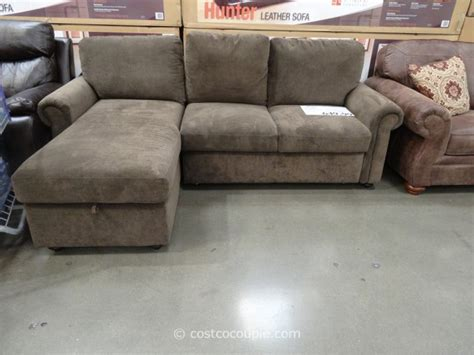 pulaski sleeper sofa costco tourdecarroll - Costco Sectional Sleeper Sofa