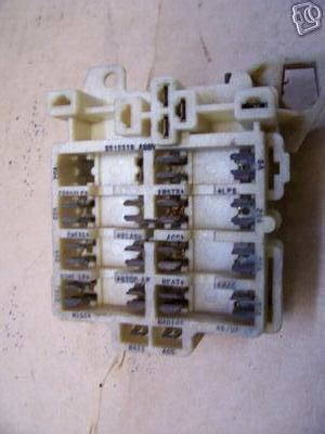 72 Charger Fuse Block