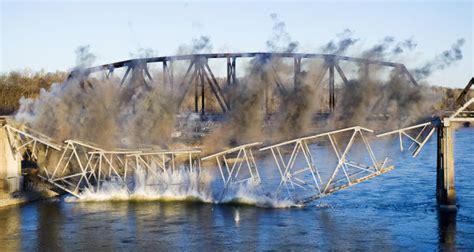 the bridge lincoln ne span of historic rulo bridge destroyed nebraska news