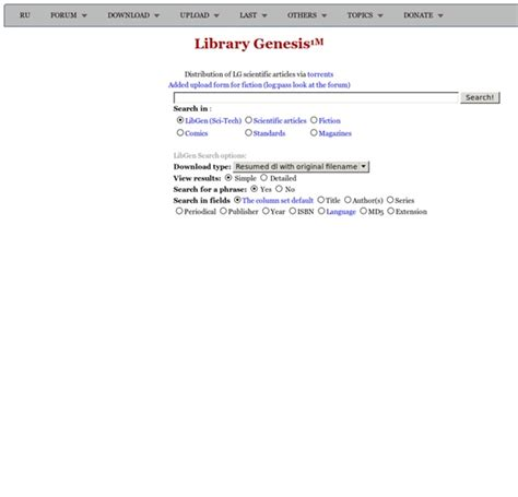 library genesis project library genesis