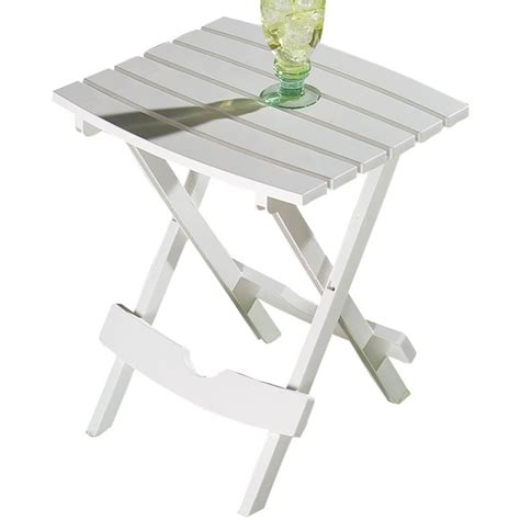 Folding Patio Side Table Outdoor Folding Side Table Folding Side Table Kimball