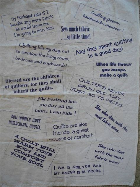 Quotes For Quilts by Quotes About Quilts Quotesgram