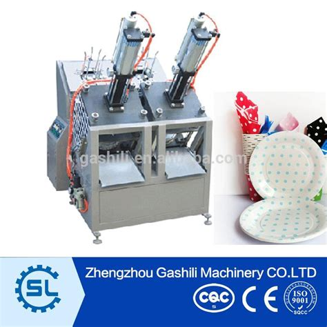 Paper Plate Machine Price - the best price commercial disposable paper plate machine