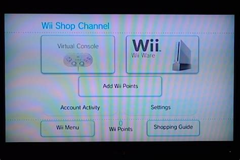 Wiiwii For Youyou Shiny Medias New Wii by Wii Store Now Open For Business