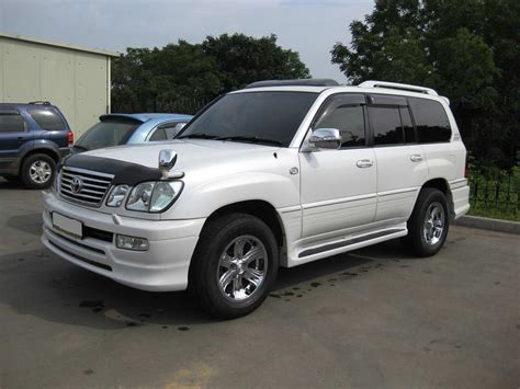 land cruiser 2005 2005 toyota land cruiser cygnus images 4700cc gasoline