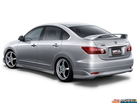 nissan sylphy all nissan sylphy tuned by impul will be unveiled at