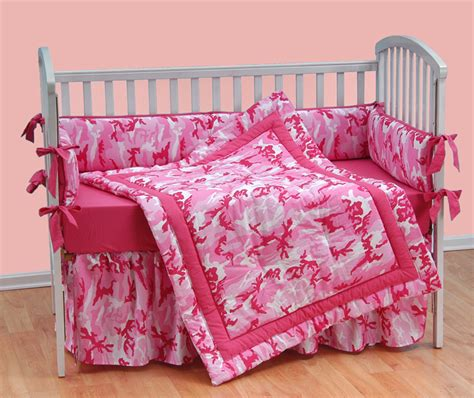 Pink Camo Baby Bedding Crib Set Free Image Hosting At Www Auctiva