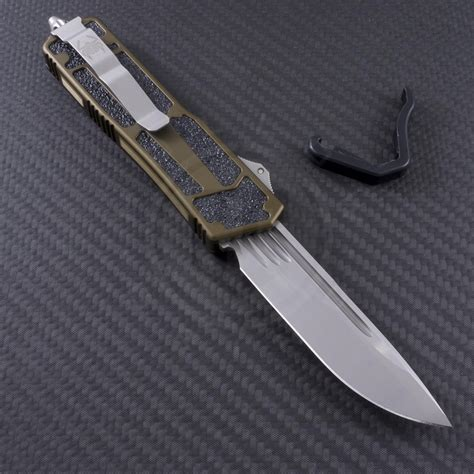 scarab knife microtech knives navy scarab s e automatic otf d a