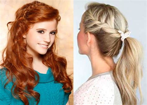 cute hairstyles medium hair school cute hairstyles for school