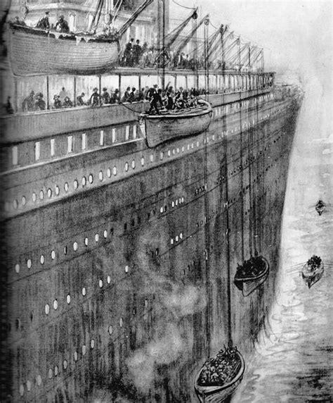 titanic collapsible boat b the sinking of the titanic british titanic society
