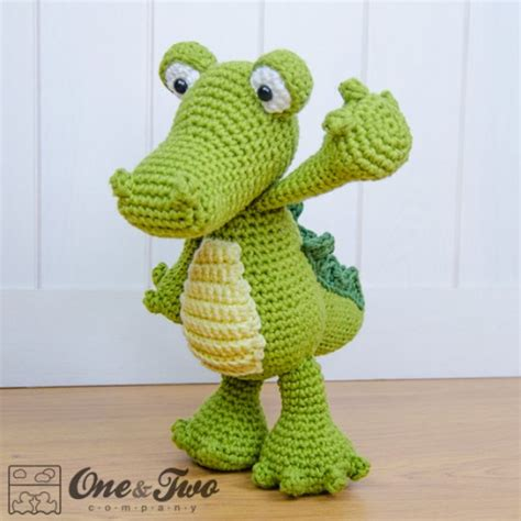 amigurumi alligator pattern crocodile amigurumi crochet pattern