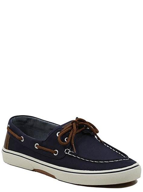 canvas boat shoes george at asda