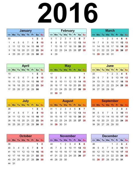 printable calendar creator 195 best images about 2016 calendars on pinterest vector