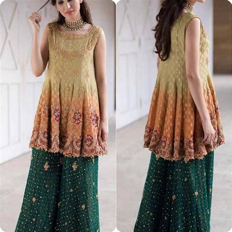 design dress bridal latest bridal mehndi dresses collection 2017 stylo planet