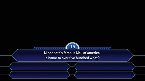 Who Wants To Be A Millionaire Template Madinbelgrade Who Wants To Be A Millionaire Presentation Template