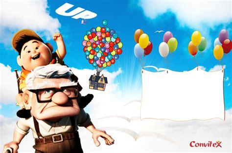 up altas aventuras convitex - Up De