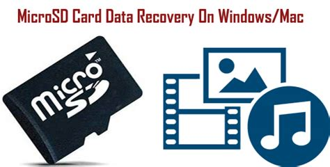 Micro Sd Card Lost Pictures how to recover deleted files from microsd card on windows mac