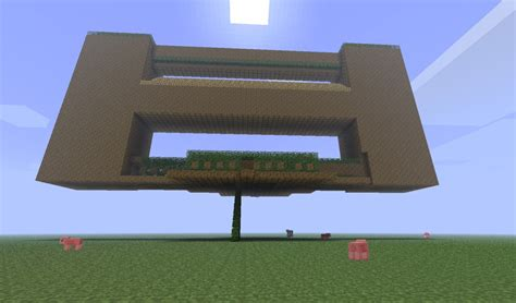 biggest house in minecraft pics for gt biggest treehouse in minecraft