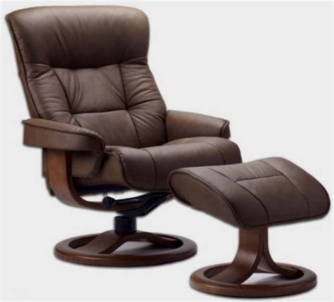 Lounge Recliners by Fjords 775 Bergen Large Leather Recliner