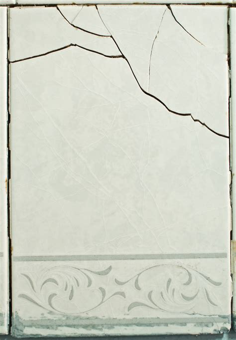 help ceramic tile cracks on how to hide or repair tiles in your home