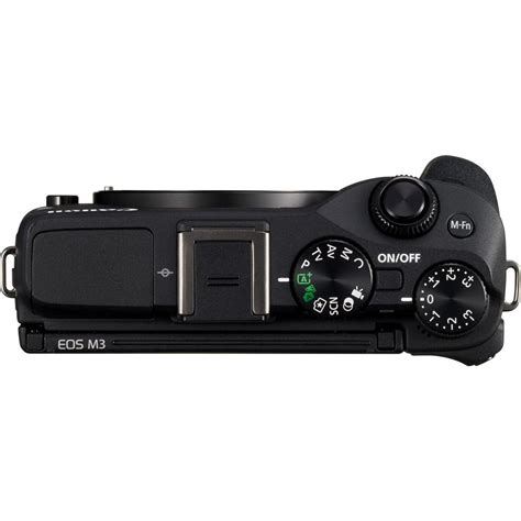 Canon Eos M3 Only canon eos m3 mirrorless digital only black