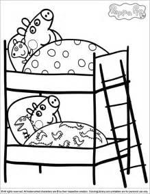 47 dessins coloriage peppa pig 224 imprimer