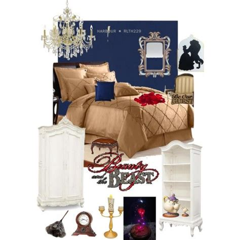 And The Beast Bedroom Set by Disneyhome And The Beast Inspired Bedroom By