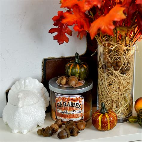 fall and thanksgiving home decor tour 183 craft walks