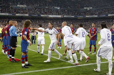 detiksport madrid vs barcelona l ue 233 pingle 7 clubs espagnols dont le real et le bar 231 a